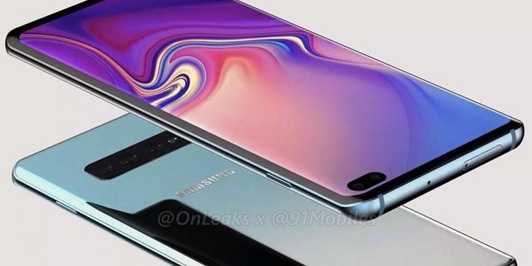 Слухи: объём ОЗУ, флеш-памяти и другие подробности о серии Galaxy S10