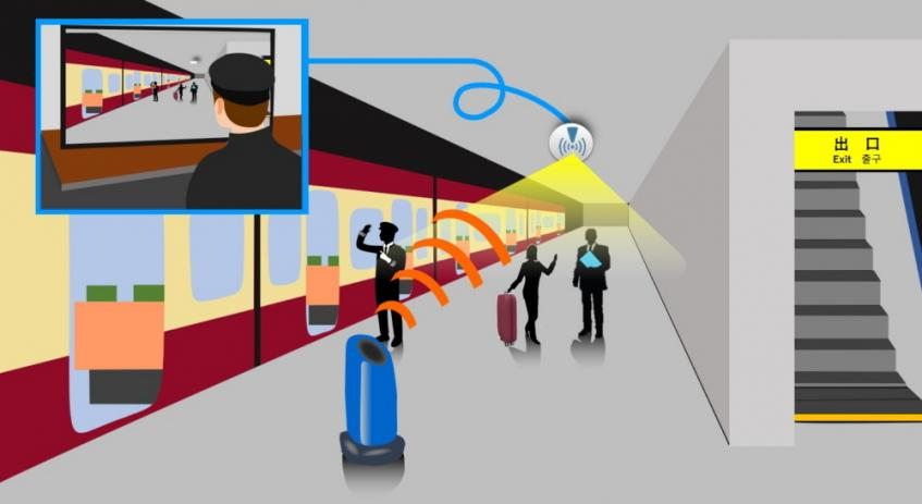Samsung показала 4K-видеосвязь в сети 5G в аэропорту Японии