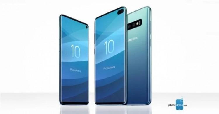 Samsung Galaxy S10 выпустят в пяти различных версиях - 1