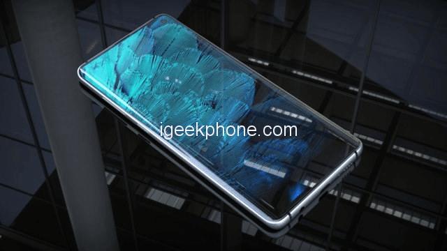 Новые изображения Samsung Galaxy S10