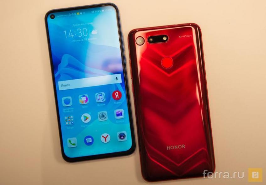 Флагманский смартфон Honor с 48-мегапиксельной камерой уже можно купить в России