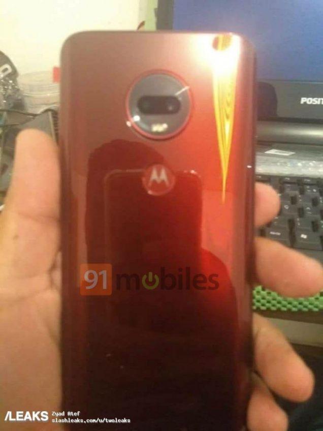 Опубликованы живые фото смартфона Moto G7, а также характеристики всех четырех моделей серии