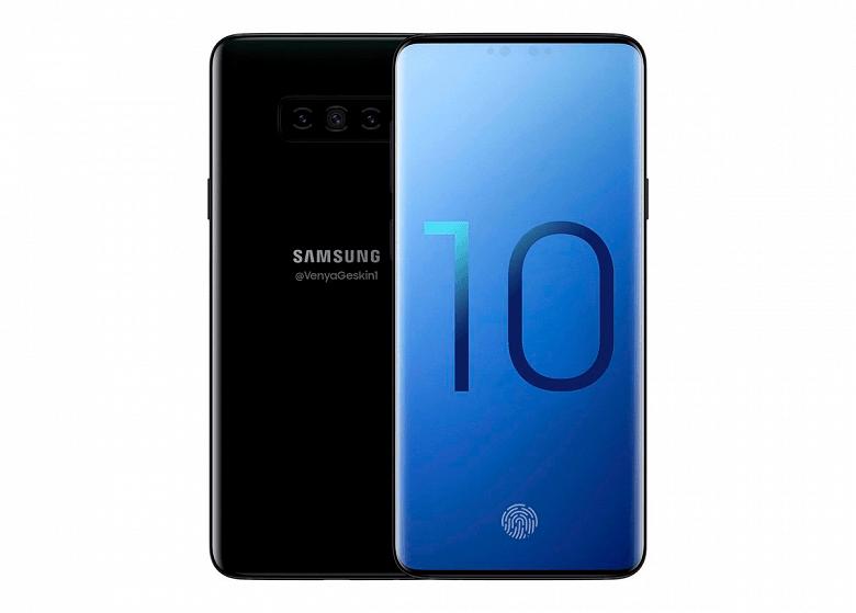 Samsung намекает на особенности флагманских смартфонов Galaxy S10 в видеоролике