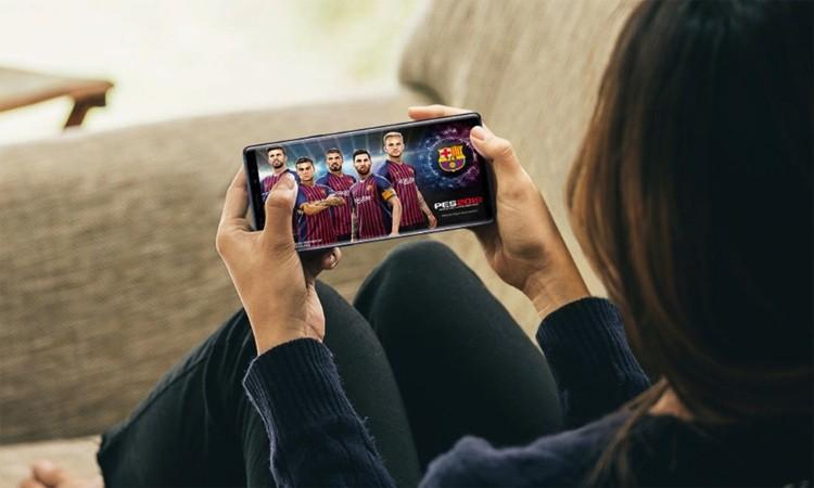 Samsung разрабатывает систему Neuro Game Booster для смартфонов