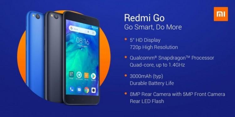 Redmi Go официально дебютирует с ценой в € 80 - 1