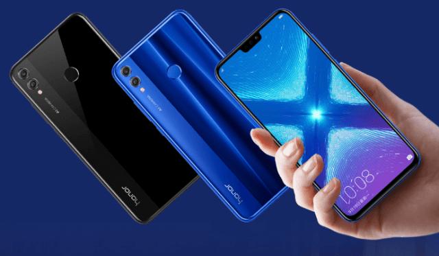 Пользователи Honor 8X получили Android 9.0 Pie