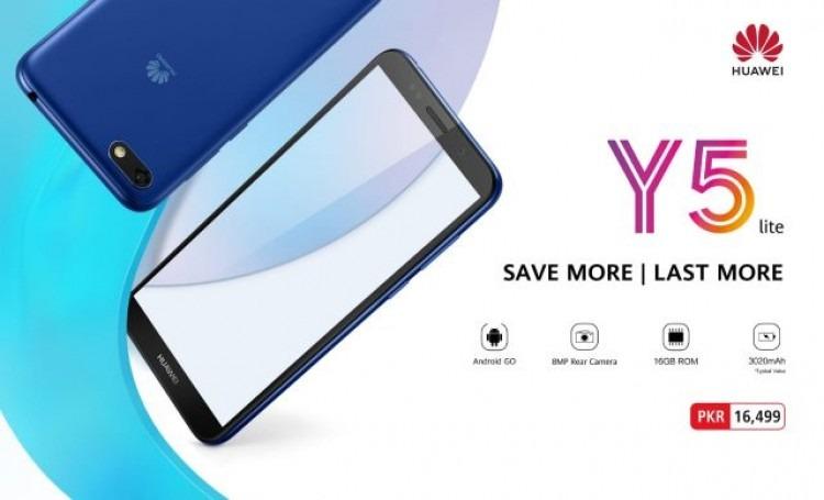 Бюджетный смартфон Huawei Y5 Lite оценен в 100 долларов - 1
