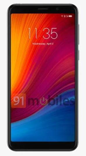 Lenovo готовит бюджетный смартфон A5s: опубликовано его изображение и характеристики