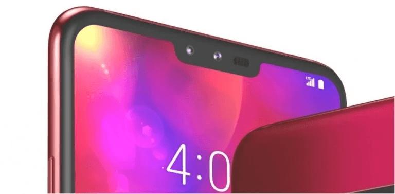 Новые изображения и подробности о смартфоне LG G8 ThinQ