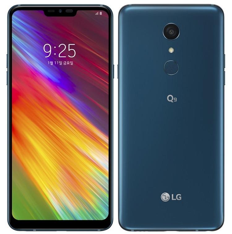 Смартфон LG Q9 заключён в герметичный корпус повышенной прочности