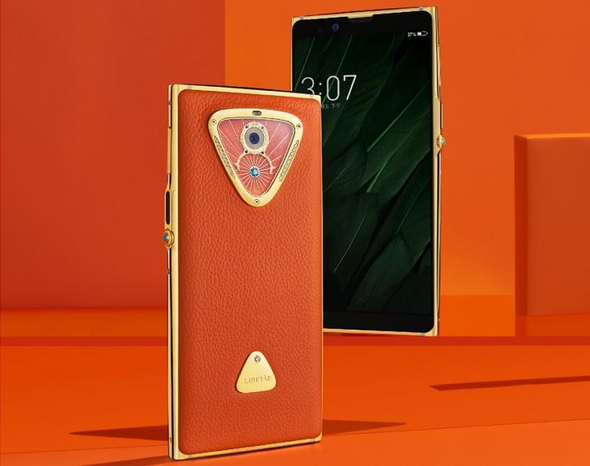 Анонс Libetar L1: китайфон с MediaTek за 157 300 рублей