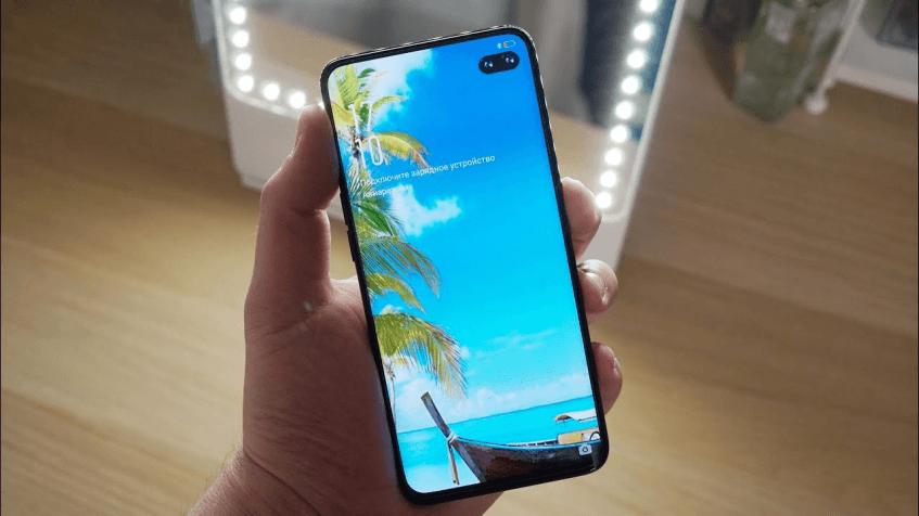 Смартфон Samsung Galaxy S10 X получит не менее 256 ГБ флэш-памяти