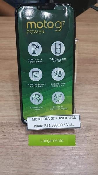 Опубликованы живые фото и характеристики смартфона Moto G7 Power
