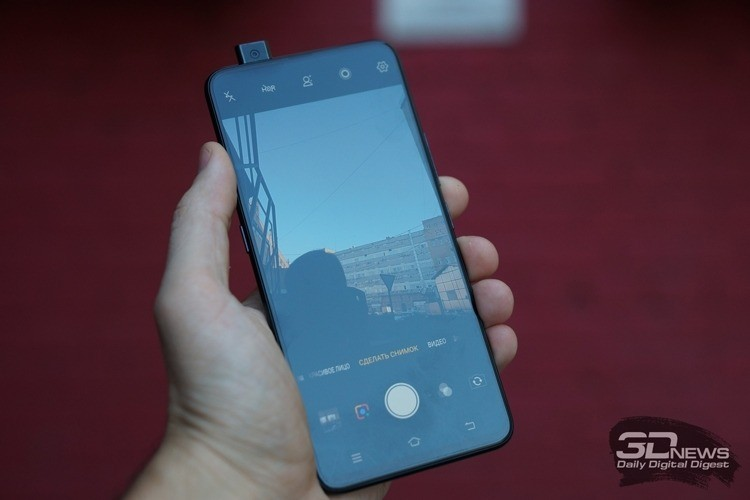 Смартфоны OPPO R19 и Vivo X25 могут получить камеру-перископ