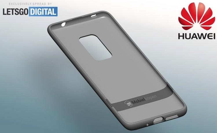 Huawei может оснастить флагманский смартфон пентакамерой