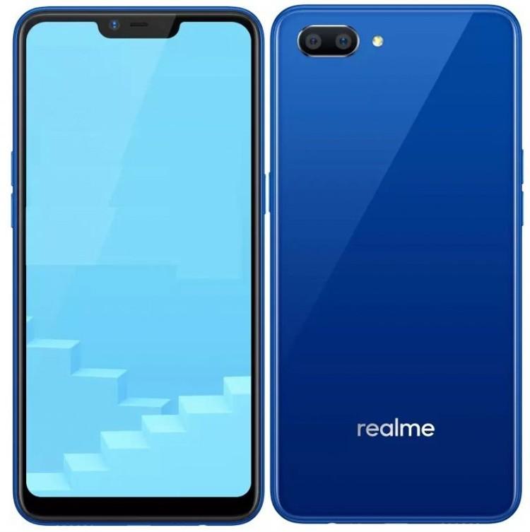 Бюджетный смартфон Realme C1 (2019) получил три камеры и экран HD+