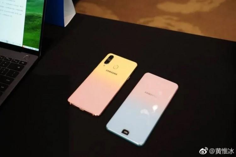 Анонсирован смартфон Samsung Galaxy A8s Female Edition - 2