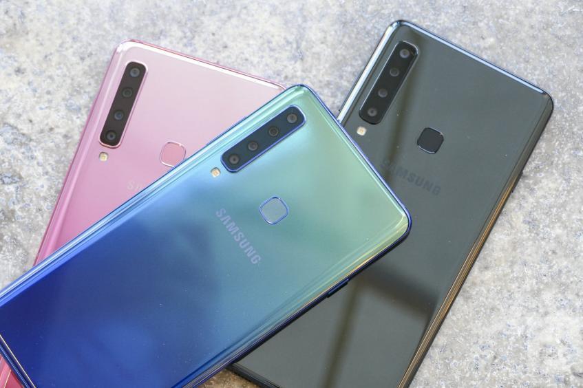 Флагманский смартфон Samsung обновлённой линейки Galaxy A получит 128 ГБ флэш-памяти