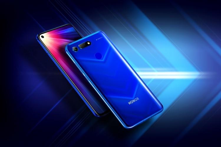 В России представлен флагманский смартфон Honor View 20