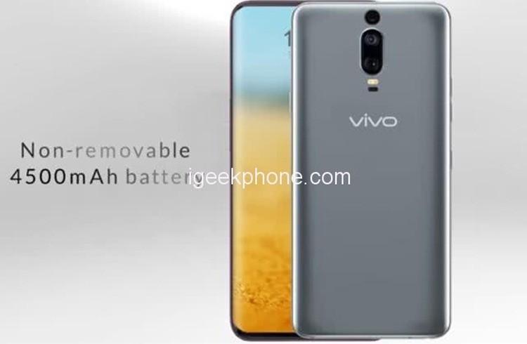 Чем удивит смартфон Vivo V13 Pro: пять камер суммарным разрешением почти 100 Мп