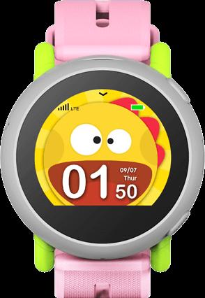 Coolpad Dyno Smartwatch — первые детские часы с поддержкой 4G - 2