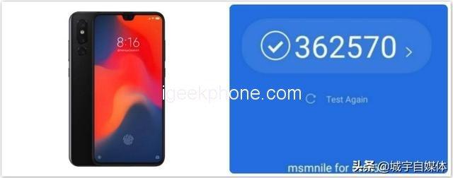Смартфон Xiaomi Mi 9 претендует на рекорд в бенчмарке Antutu