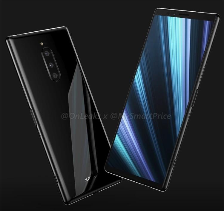 Раскрыто оснащение смартфона Sony Xperia XZ4: чип Snapdragon 855 и батарея на 4400 мА·ч