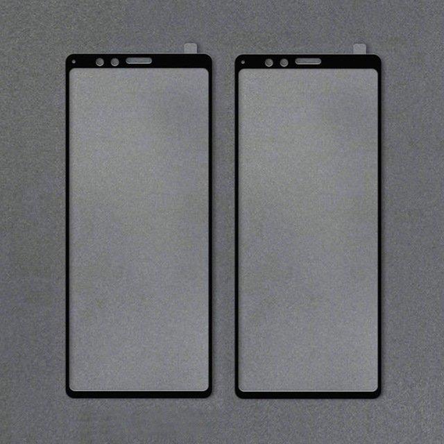 Чехол и стекло для Sony Xperia XZ4 подтверждают дизайн