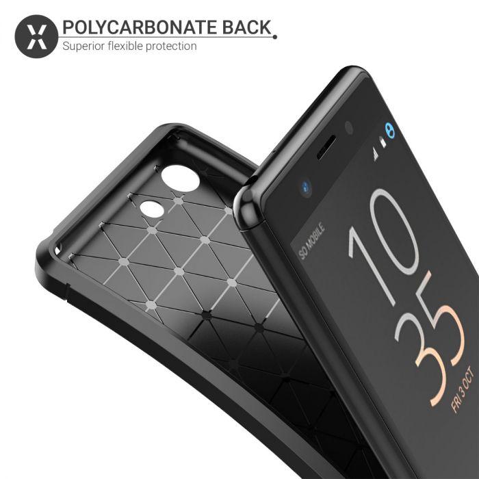 Рендеры Sony Xperia XZ4 Compact в чехлах Olixar