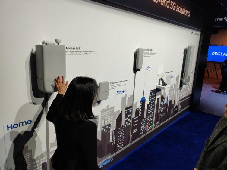 Samsung привезла на CES 2019 прототип 5G-смартфона – фото 2
