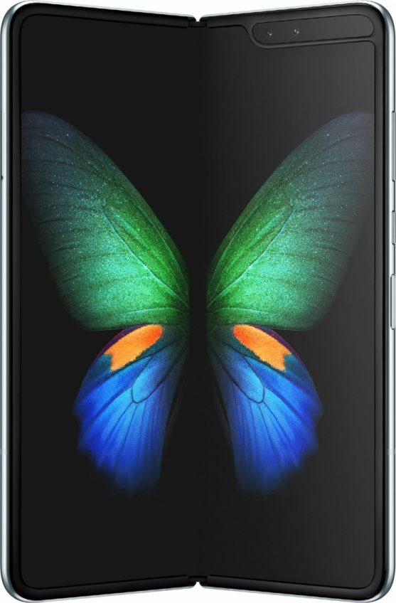 Samsung делает всё возможное, чтобы экранная складка Galaxy Fold была незаметной