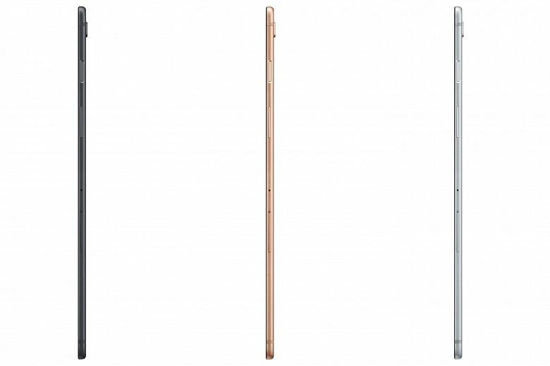 Samsung представила планшет Galaxy Tab S5e - 3