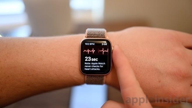 В 2020 году у Apple Watch появится функция мониторинга сна