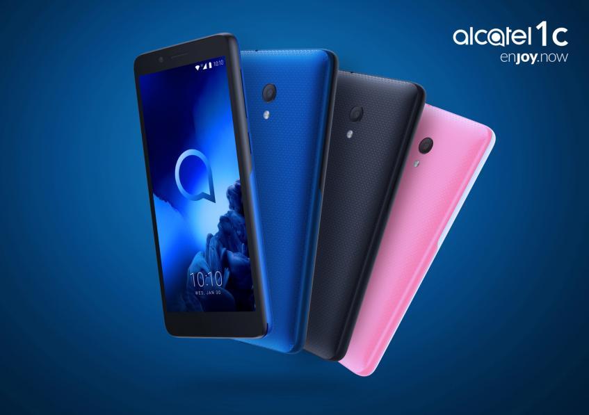 Alcatel привёз в Россию пару смартфонов для самых экономных