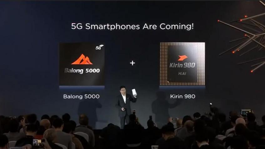 Первым 5G-смартфоном Huawei оказался Mate 20 X 5G