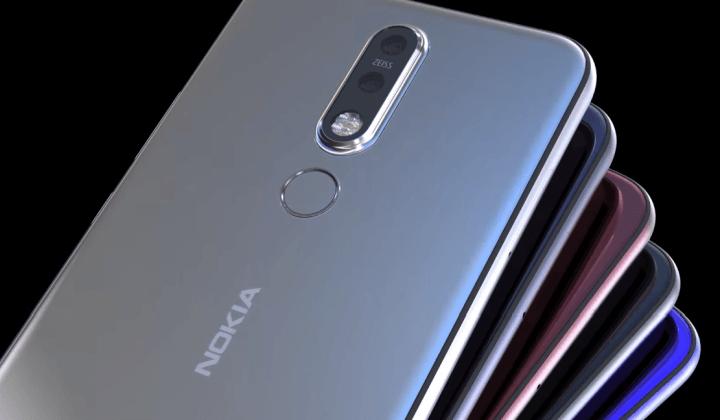 Nokia 6.2 (2019) засветился на качественном видео
