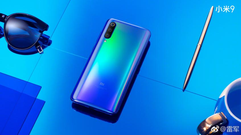 Xiaomi показала флагманский смартфон Mi 9 на видео