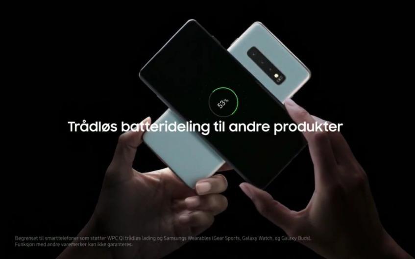 Смартфоны Samsung Galaxy S10 показали по телевизору до анонса
