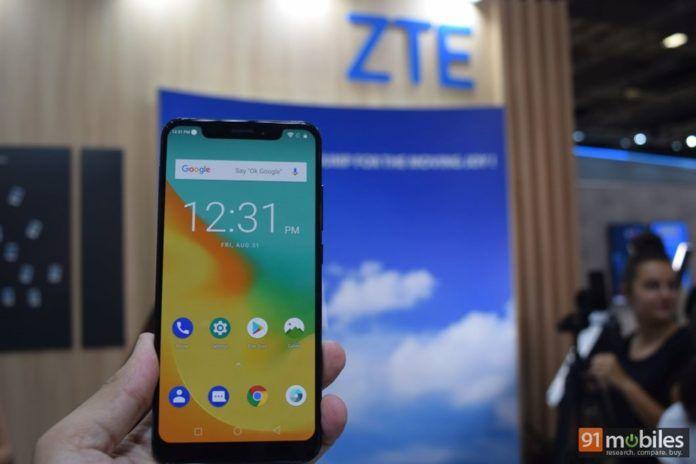 Флагманский смартфон ZTE Axon 10 Pro готовится к выходу в России