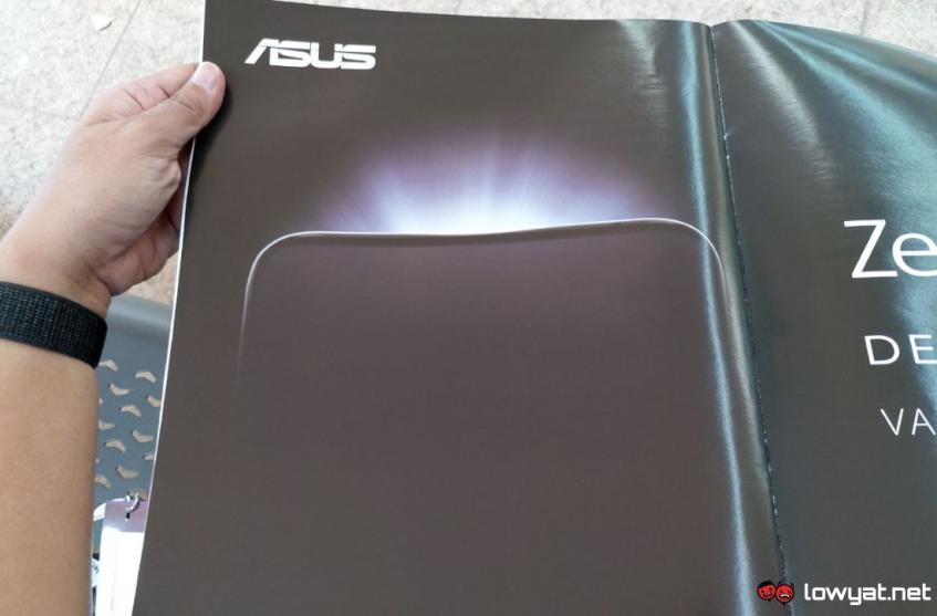 Смартфон Asus Zenfone 6 представят 14 мая, он обойдется без вырезов экрана и врезанных камер
