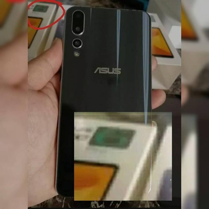 Asus Zenfone 6 на живых фото