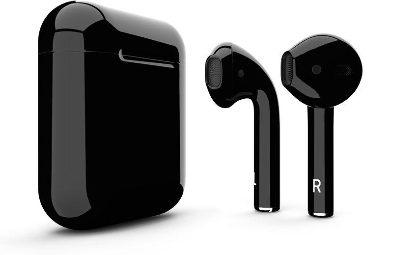 Весной Apple выпустит обновлённые наушники AirPods в чёрном цвете и с матовым покрытием