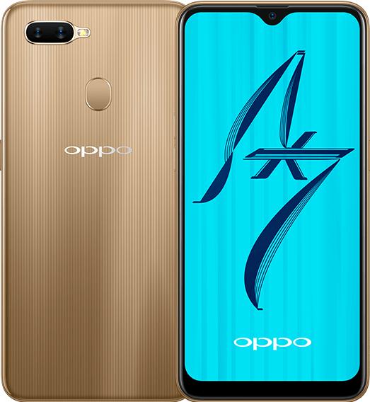 Недорогой смартфон OPPO AX7 с мощным аккумулятором уже можно купить в России