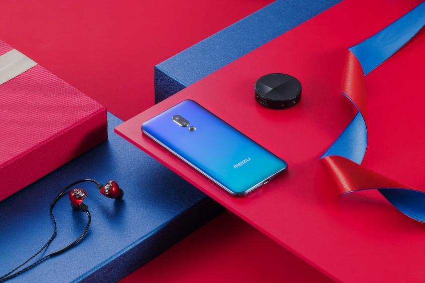 Представлена специальная версия смартфона Meizu 16th Plus Sound Color Edition - 2