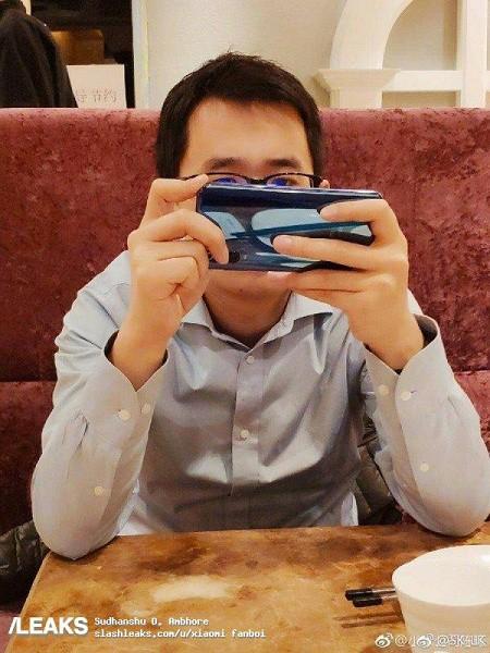 Опубликовано первое фото флагманского смартфона Xiaomi Mi 9
