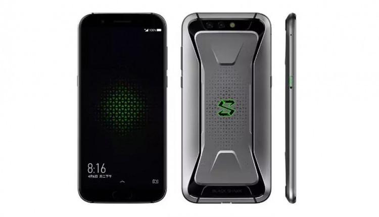 Игровой смартфон Xiaomi Black Shark оценен в 35 тысяч рублей - 1