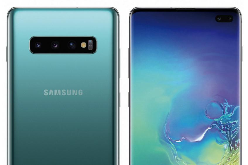 Samsung предлагает заказать флагманский смартфон Galaxy S10 до анонса