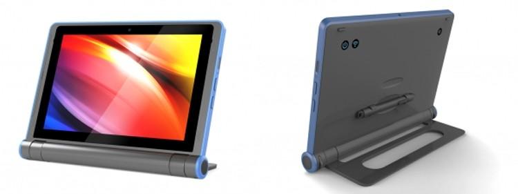 ECS TH10GM2: гибридный планшет с процессором Intel и ОС Windows 10