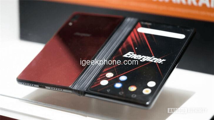 За цену Huawei Mate X можно купить целых три новых смартфона Energizer с гибким 8-дюймовым экраном, Snapdragon 855, 5G и аккумулятором на 10 000 мА•ч
