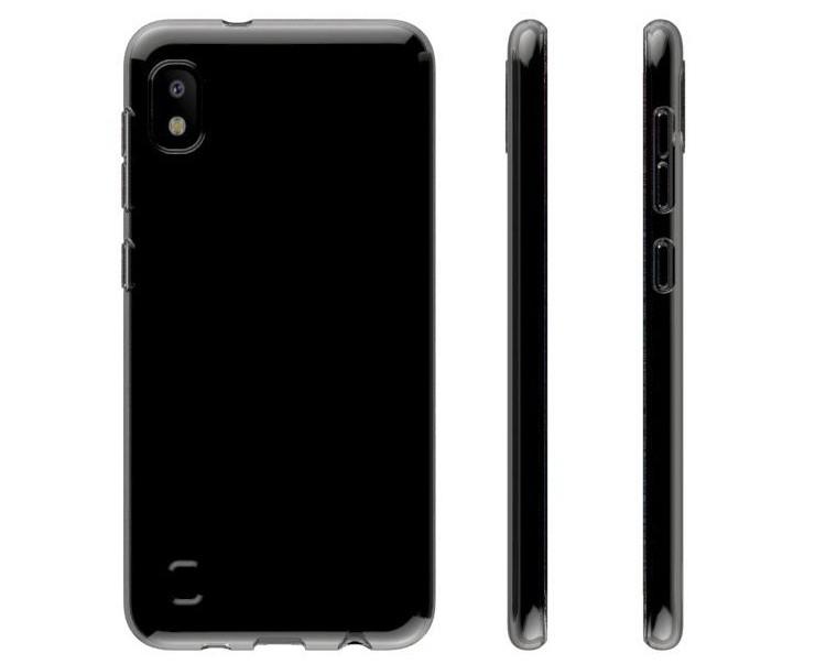 Смартфон Samsung Galaxy A10 с экраном Infinity-V предстал на рендерах